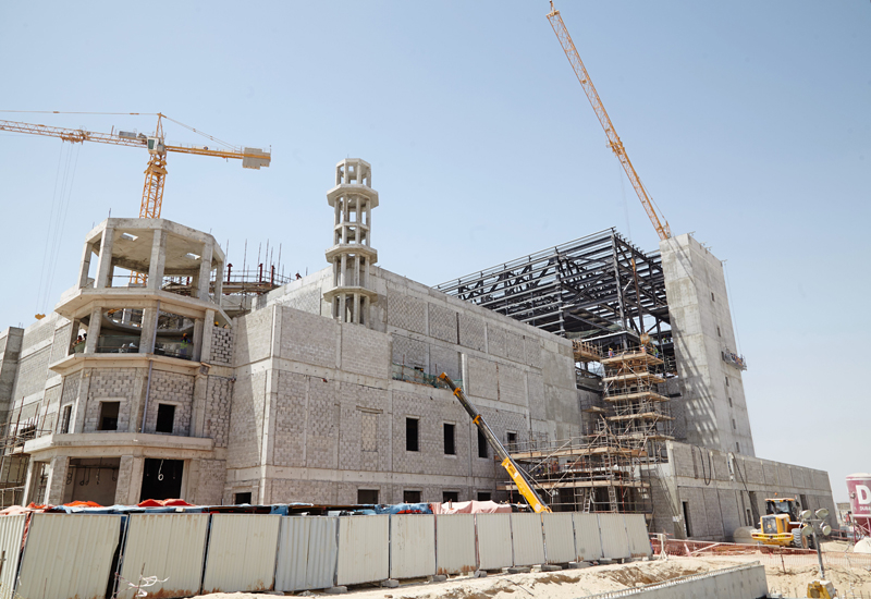Dubai Parks & Resorts is currently under-construction in the UAE.