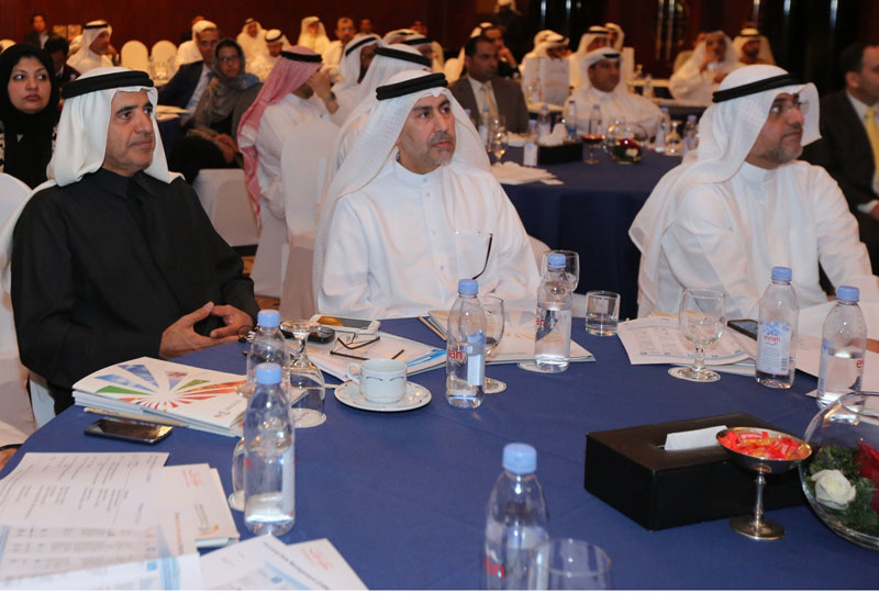 The workshop was attended by various Dubai government departments and organisations.