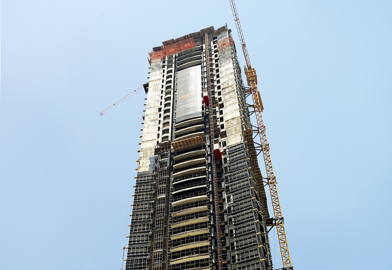 ANALYSIS, Site Visits, Projects, Dubai Star, Jumeirah Lakes Towers