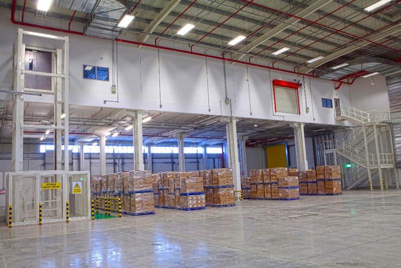 NEWS, Business, Dubai World Central, Kuehen + Nagel, Logistics City