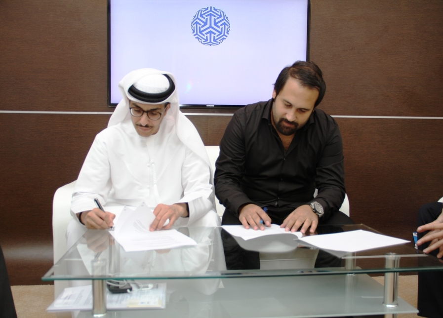 Signing of the MoU between Dubai World Central and SA Level LLC.