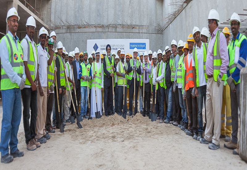 Al Futtaim Carillion, the main contractor who successfully completed phase one, is also constructing phase two.