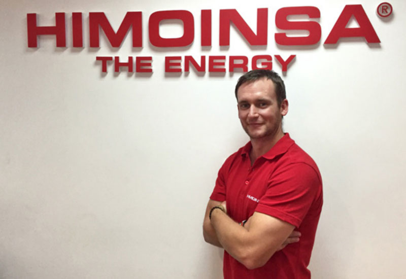 Daniel Crossan (above) has experience in the development, installation, commissioning, and maintenance of SCADA and control systems for multi-megawatt projects.