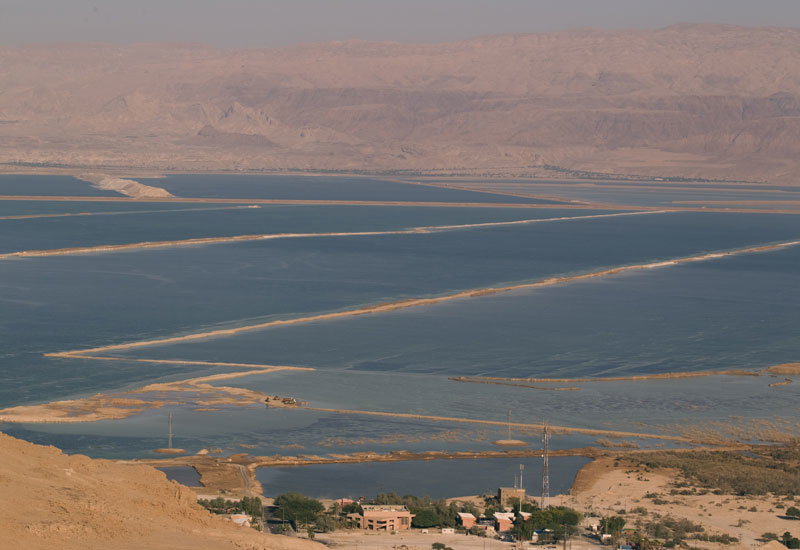 Each of the projects are on the Dead Sea coast.