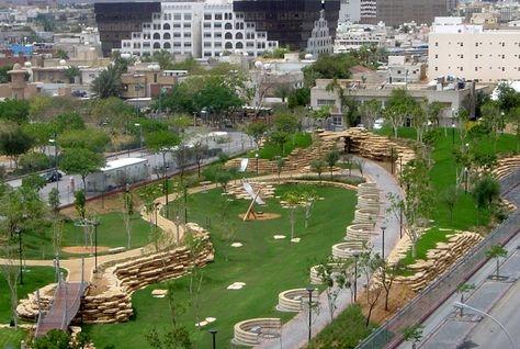 Diplomatic Quarter, Jeddah.
