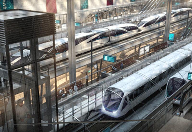 NEWS, Business, Concrete, Doha metro, Glass, Qatar, Steel