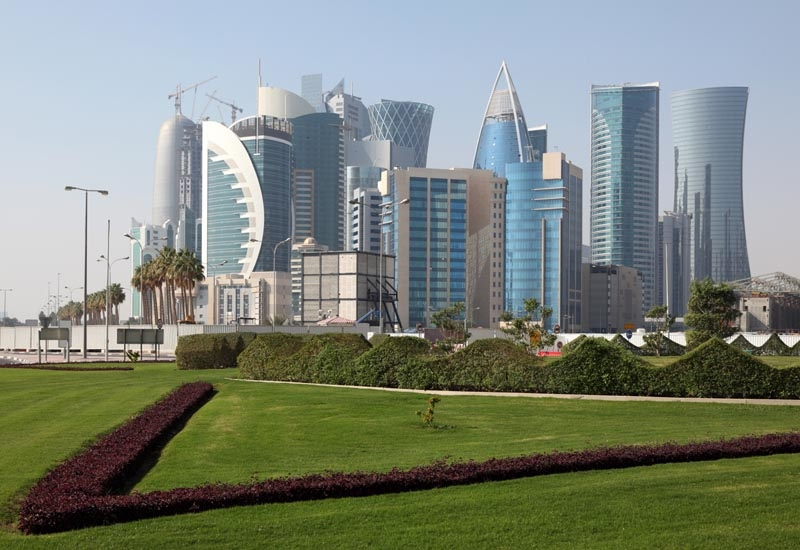 The real estate market continues to flourish in Qatar.