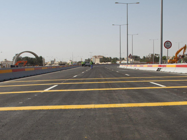 NEWS, Projects, Ashghal, Doha, Public Works Authority, Qatar, Roads