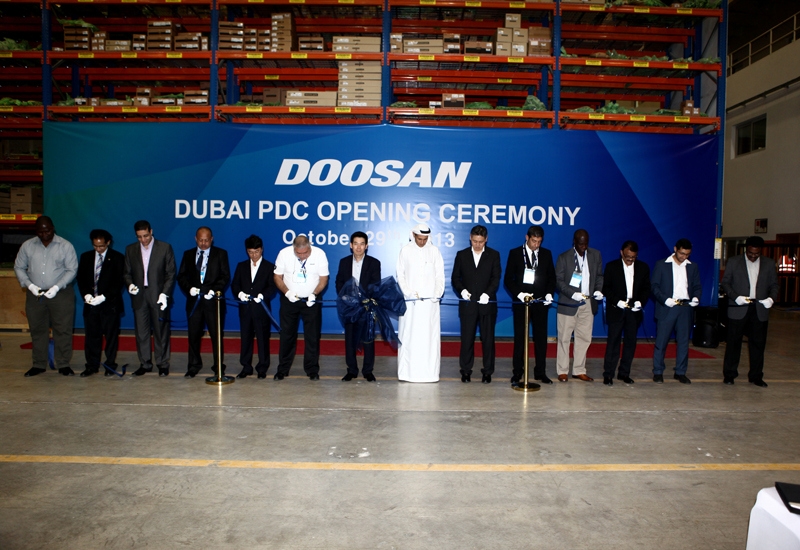 NEWS, PMV, Distribution, Doosan, Dubai, MENA, MENA markets, Parts, Saudi diesel