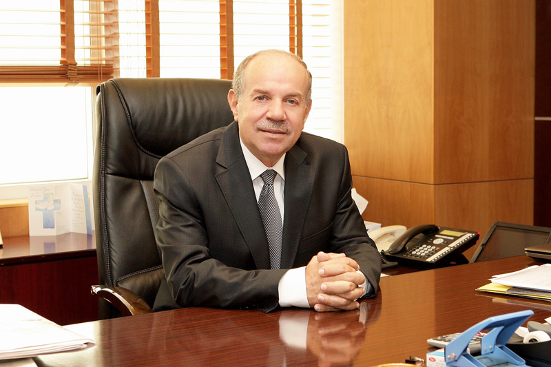 Dr Nabil Ailabouni, chief executive officer (CEO) of Arabtec Construction.