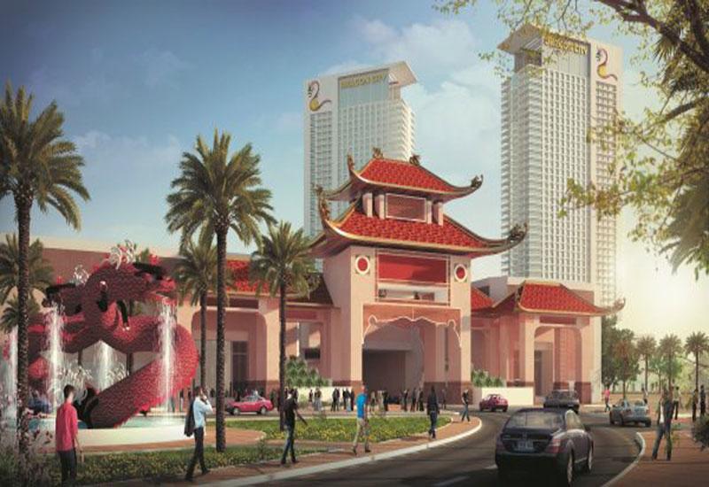 Dragon City, Dubai International City