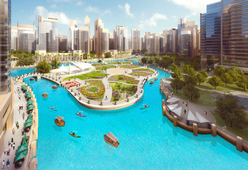 The Dream City lagoon will occupy an area of 6.5ha, and will involve an estimated investment of $200m.
