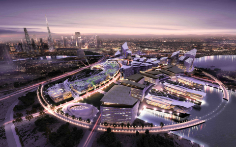 NEWS, Projects, Business bay, Construction, Dubai Design and Fashion Council, DUBAI DESIGN DISTRICT, Tecom investments