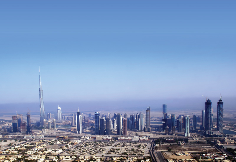 Residential prices in Dubai were between 5% and 10% lower in Q2 2015.