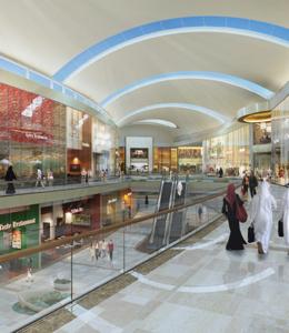 Dubai Festival City Mall.