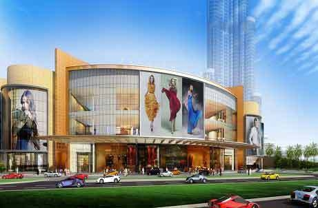 NEWS, Projects, Dubai mall extension, Structural