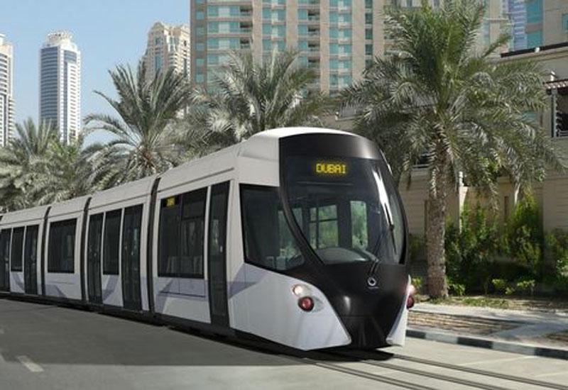NEWS, Projects, DUBAI TRAM, Sunday, Trials