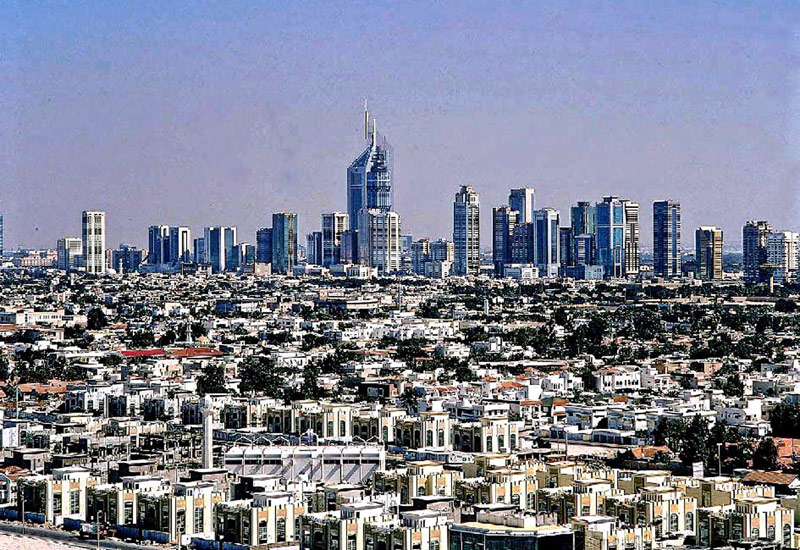 Dubai property prices are beginning to level out.