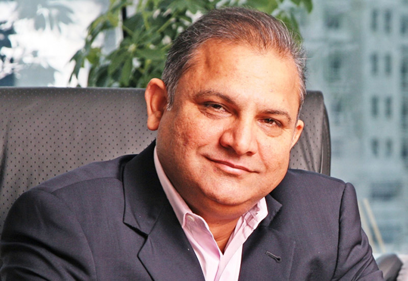 Tariq Chauhan, group CEO, EFS Facilities Services.