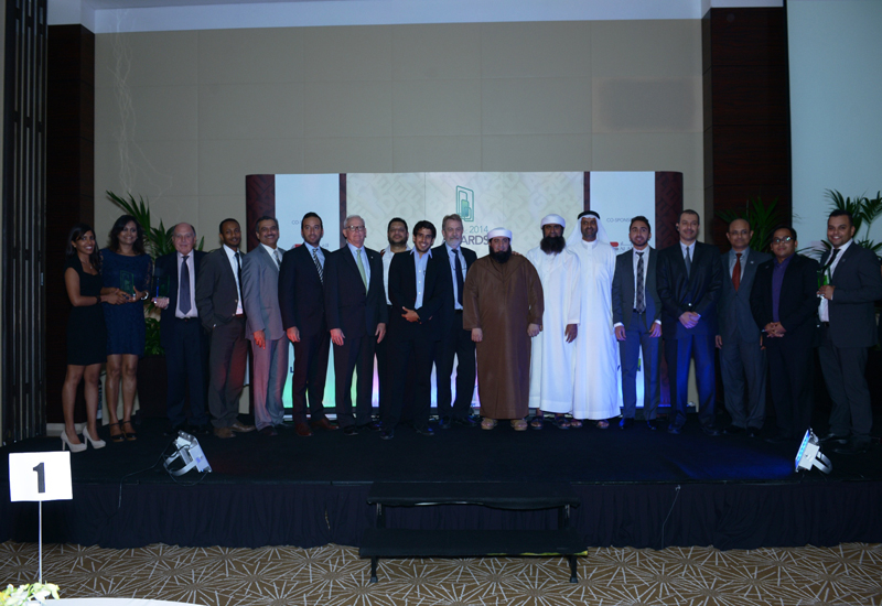 The winners of the EGBC Awards 2014.