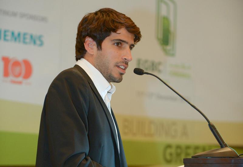 Saeed Al Abbar, chairman, EGBC.