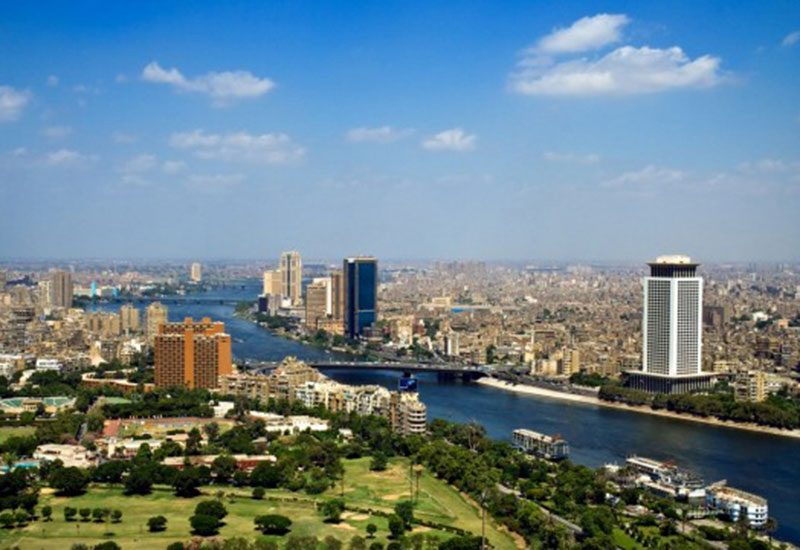 Egypt eight sanitation projects in Greater Cairo and Alexandria.