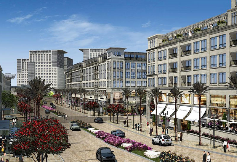 Post-offer funds will be used to develop Emaar Misr's planned projects in Egypt.