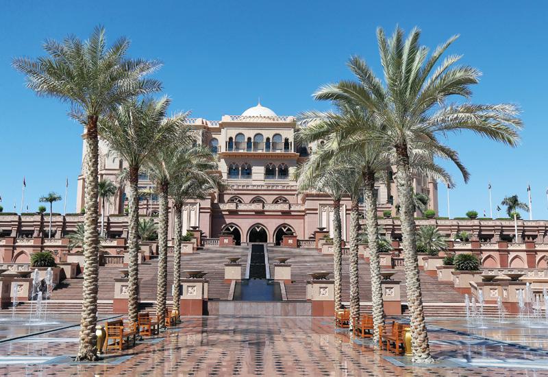 ANALYSIS, Design, Emirates Palace Hotel
