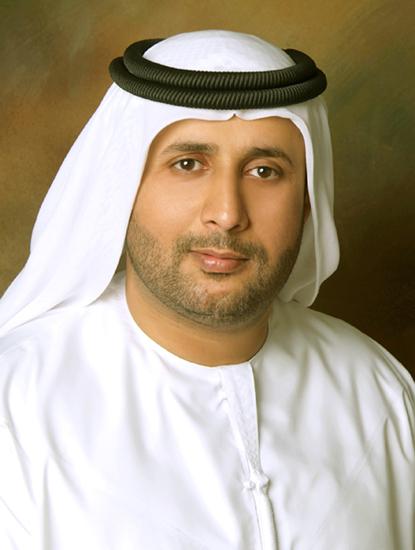 HE Ahmad Bin Shafar, chief executive officer of Empower