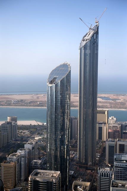 Emrill providess facilities management services for a range of buildings, including Abu Dhabi's World Trade Center