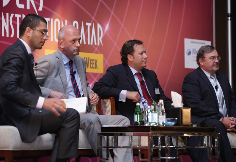 A panel discussion at last year's conference.