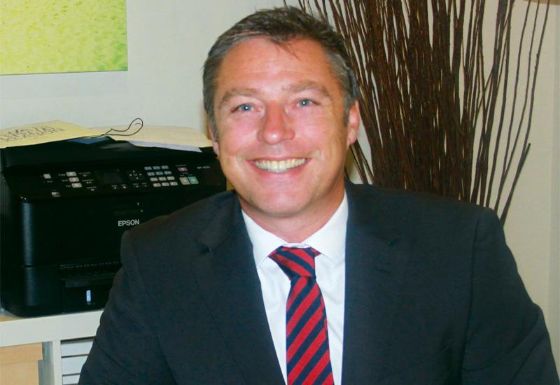GTL International's managing director, Gavin Rixon