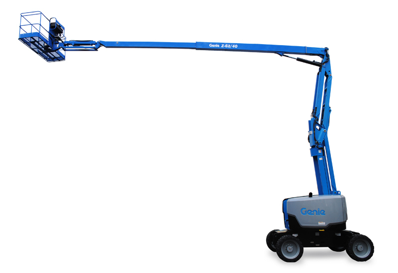 Genie will use Amsterdam's APEX trade show to launch two of its Z- articulating boom lifts.