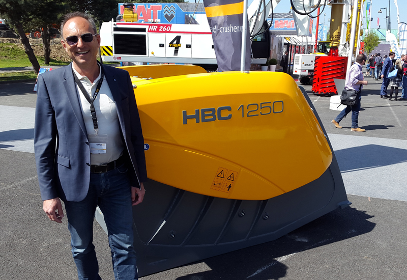 """Gerald Pastl is confident that with the help of its GCC dealer, FAMCO, Hartl will secure the regional top spot """"immediately""""."""