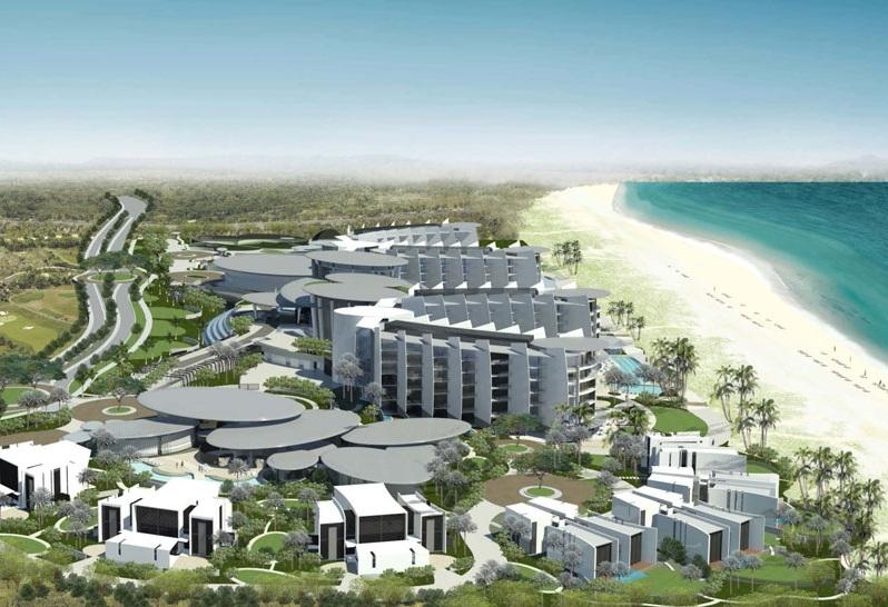 NEWS, Projects, Abu dhabi, Ghantoot Transport & General Contracting Establish, Hospitality, Saadiyat