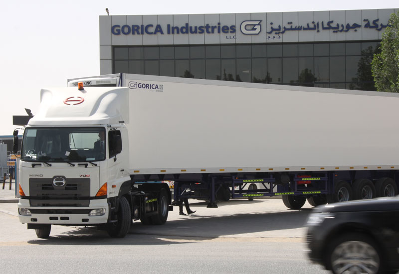 The 15-metre trailers are equipped with Thermo King SLX-400-50 chiller units, capable of operating at temperatures ranging between -20 to 18 degrees C