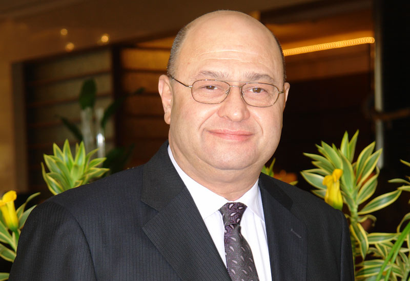 Peter Mansourian, general manager, Grand Millennium Dubai