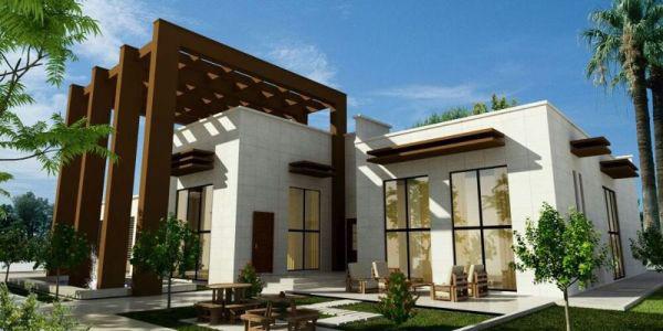 NEWS, Design, 3Dimensionis, Cityscape, Green pre-designed Villa Concept