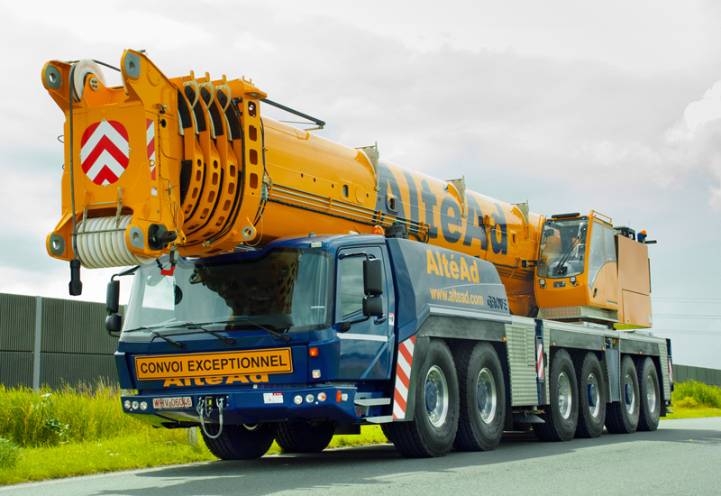 There will soon be six Grove GMK6400 all-terrain cranes operating in France.