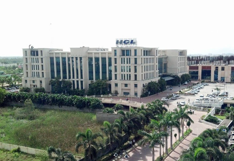 HCL Technologies, based in Nodia, Uttar Pradesh, is one of the top 20 largest publicly traded companies in India.