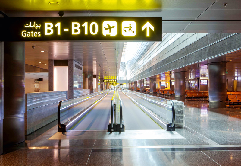 HIA will allow Qatar Airways to expand after capacity was constricted at Doha International Airport.