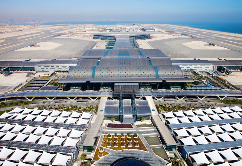 ANALYSIS, Projects, Airport, Hamad International, Hamad International Airport, Qatar