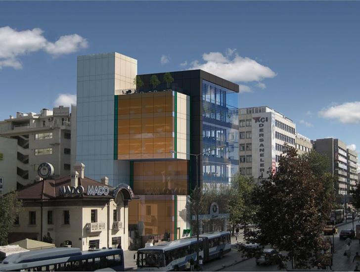 NEWS, Design, 2014 World Architecture Festival, Garanti Bank, International Property Awards