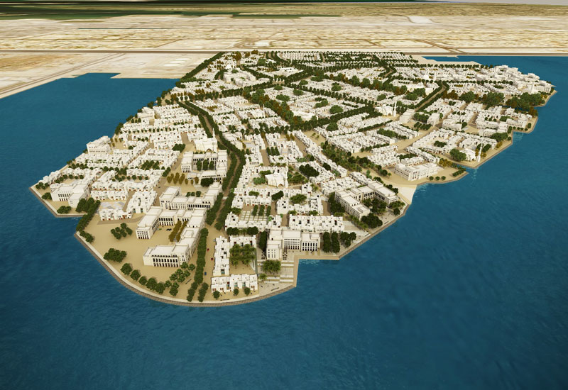 The project is being built in Hidd, Bahrain.