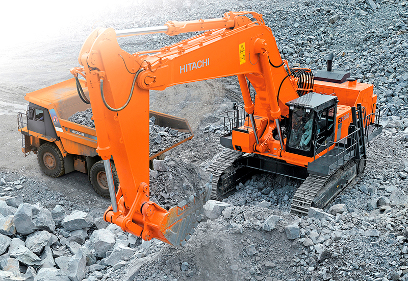 Hitachi Construction Machinery Middle East (HMEC) is a subsidiary of Hitachi Construction Machinery.