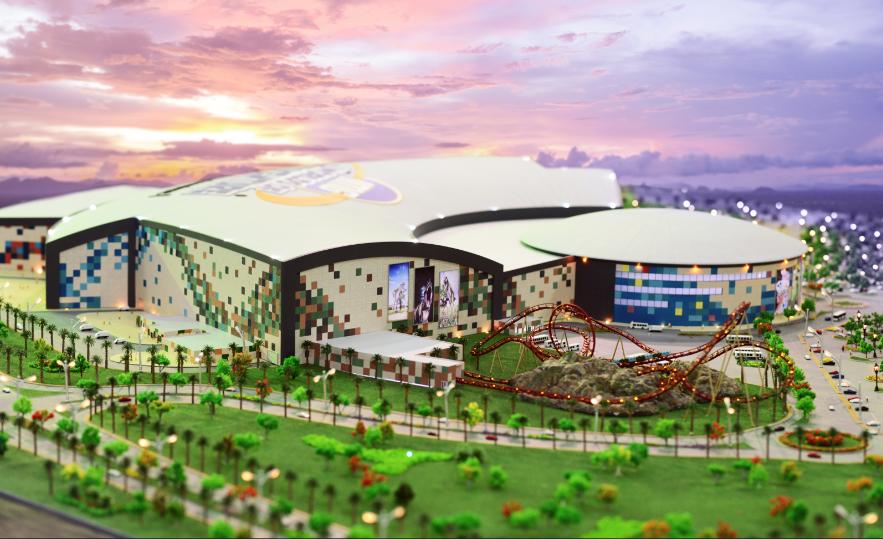 NEWS, Business, Abu dhabi islamic bank, Dubai, Finance, Theme park