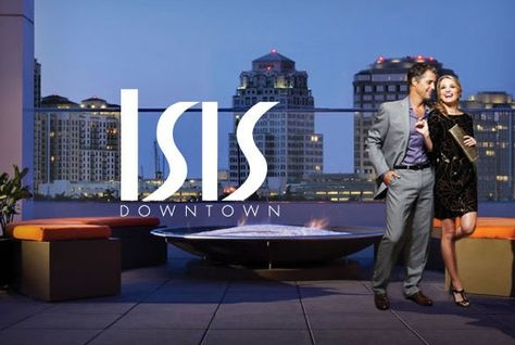 NEWS, Projects, ISIS, Isis Downtown