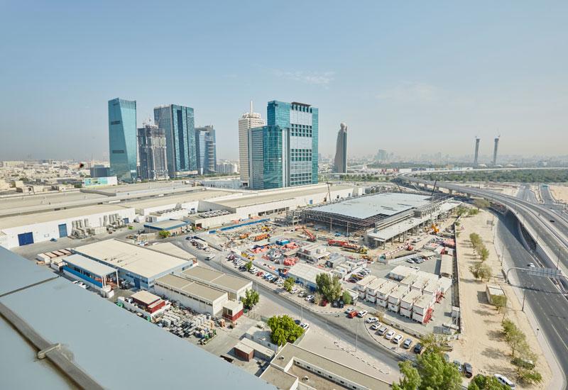 Site Visits, Construction, Dubai, Dubai World Trade Centre, United Arab Emirates, Zabeel halls