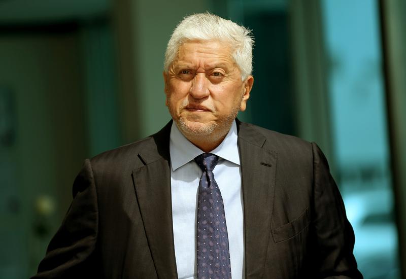 Khaldoun Tabari, CEO and vice chairman of Drake & Scull International
