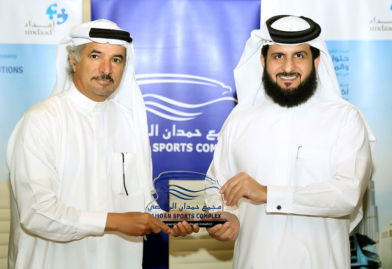 The renewed agreement between Imdaad and Hamdan Sports Complex will last for a further two years, and includes the provision of hard FM and waste management services.